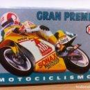 Barajas de cartas: BARAJA DE CARTAS INFANTIL - GP GRAN PREMIO MOTOCICLISMO, DE HERACLIO FOURNIER. NUEVA, PRECINTADA. Lote 137868394