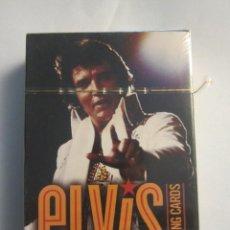 Barajas de cartas: BARJA POKER ELVIS PRESTLEY . Lote 137929550
