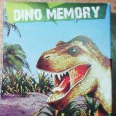 Mazzi di carte: DINO MEMORY (BARAJA DE DINOSAURIOS). Lote 176935152
