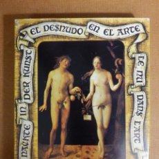 Barajas de cartas: BARAJA DE 55 CARTAS - NAIPES H. FOURNIER - EL DESNUDO EN EL ARTE - NUEVA, SIN USO. Lote 138918606