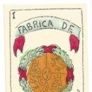 Barajas de cartas: BARAJA SIGLO XIX. Lote 139007894