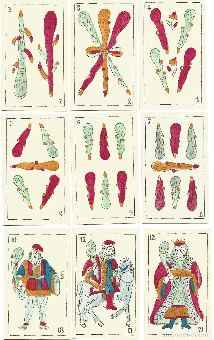 Barajas de cartas: BARAJA SIGLO XIX - Foto 6 - 139007894