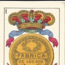 Barajas de cartas: RARA BARAJA DE COLECCION. Lote 139008294
