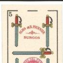 Barajas de cartas: RARISIMA BARAJA HIJOS DE BRAULIO FOURNIER. Lote 139008674