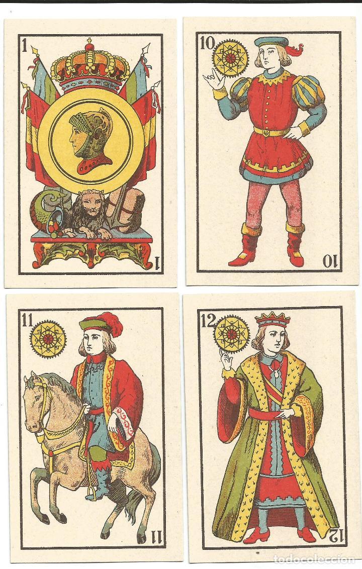 Barajas de cartas: RARISIMA BARAJA HIJOS DE BRAULIO FOURNIER - Foto 2 - 139008674