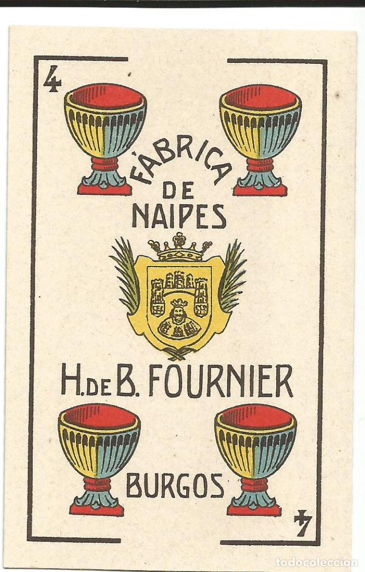 Barajas de cartas: RARISIMA BARAJA HIJOS DE BRAULIO FOURNIER - Foto 6 - 139008674