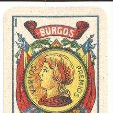 Barajas de cartas: RARISIMA BARAJA HIJA DE BRAULIO FOURNIER. Lote 139009038