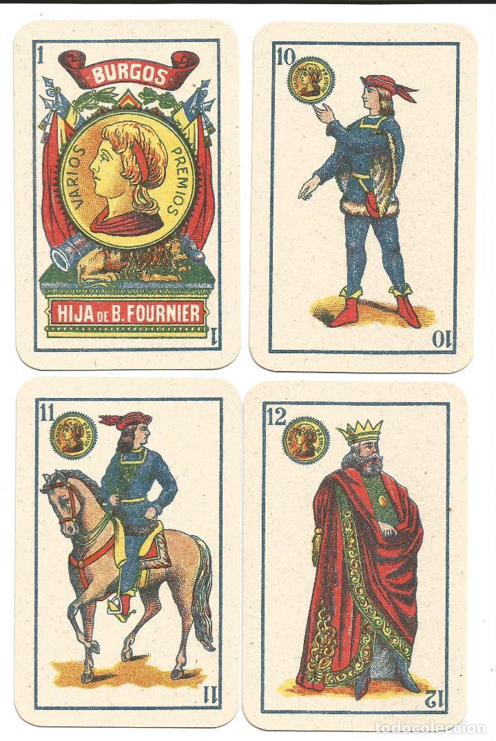 Barajas de cartas: RARISIMA BARAJA HIJA DE BRAULIO FOURNIER - Foto 2 - 139009038