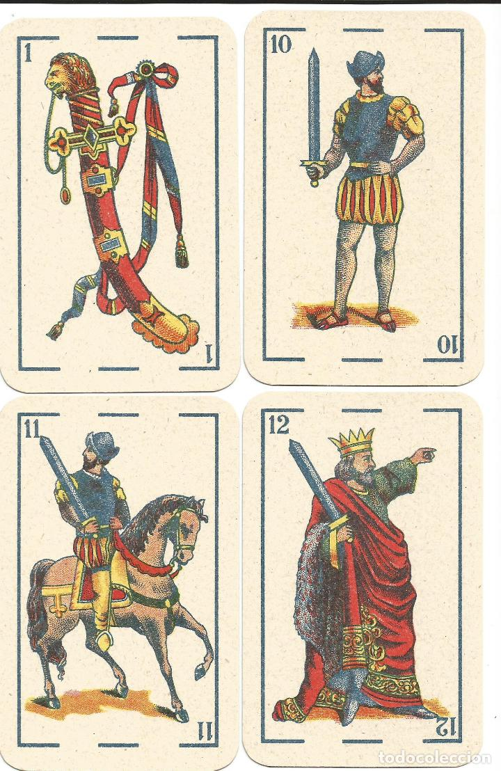 Barajas de cartas: RARISIMA BARAJA HIJA DE BRAULIO FOURNIER - Foto 5 - 139009038