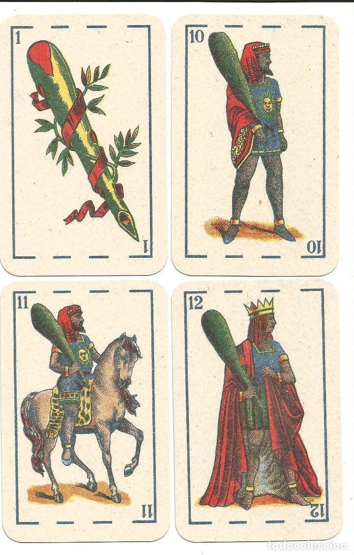 Barajas de cartas: RARISIMA BARAJA HIJA DE BRAULIO FOURNIER - Foto 7 - 139009038