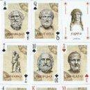 Barajas de cartas: BARAJA GRIEGA PHILOSOPHERS. Lote 139442286