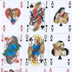 Barajas de cartas: BARAJA GRIEGA MYTHOLOGY. Lote 139442782