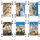 Barajas de cartas: BARAJA GRIEGA TURISTICA DE ATHENS. Lote 139443154