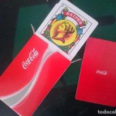 Barajas de cartas: BARAJA NAIPES - ESPECIAL MARCA COCA-COLA -REF-M2E4. Lote 139648862