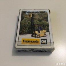 Barajas de cartas: BARAJA FOURNIER CARRETILLAS ELEVADORAS CAT ... ZKR. Lote 139665182