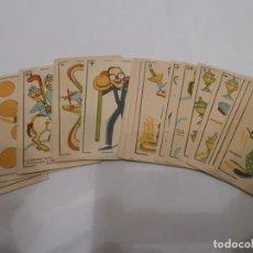 Barajas de cartas - JUEGO DE NAIPES CINE COMPLETA - 139832426