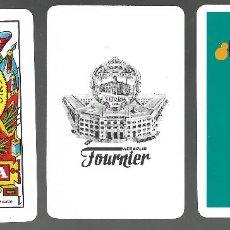 Barajas de cartas: BARAJA ESPAÑOLA Nº 1 DE FOURNIER, REVERSO JACOBEO, XACOBEO. 50 CARTAS SIN ESTRENAR.. Lote 140205150