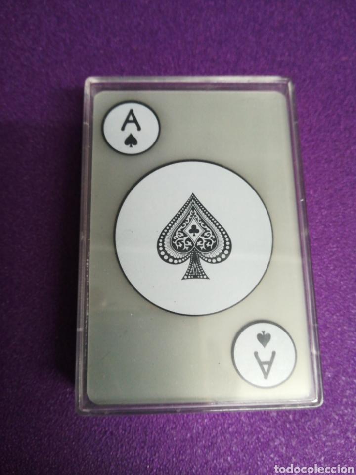 BARAJA DE NAIPES CUTTY SARK DE PLÁSTICO. (Juguetes y Juegos - Cartas y Naipes - Barajas de Póker)