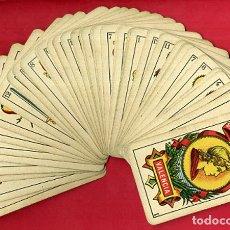 Barajas de cartas - BARAJA ESPAÑOLA , SIMEON DURA , VALENCIA, COMPLETA , 48 NAIPES , ORIGINAL , B2 - 140526294