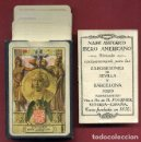 Barajas de cartas: BARAJA EXPOSICION IBEROAMERICANA 1929 , COMPLETA 48 NAIPES, CON CAJA , ORIGINAL , F. Lote 140528730