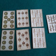 Barajas de cartas - LOTE CARTAS ANTIGUAS - 140904302
