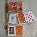 Barajas de cartas: 2 BARAJAS DE CARTAS REALES SITIOS DE ESPAÑA. FERD. PIATNIK AND SONS. VIENNA. MADE IN AUSTRIA CARDS . Lote 141433158