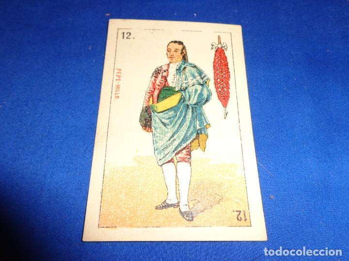 PEDRO MALDONADO - NAIPE ANTIGUO DE LA BARAJA PEDRO MALDONADO EN CARTON! SM (Juguetes y Juegos - Cartas y Naipes - Baraja Española)