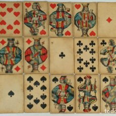 Barajas de cartas: BARAJA AUSTRIACA DE 20 CARTAS. FRIEDERICH PIATNIK AND SÖHNE. CIRCA 1920. . Lote 141879198