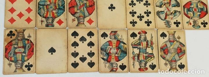 Barajas de cartas: BARAJA AUSTRIACA DE 20 CARTAS. FRIEDERICH PIATNIK AND SÖHNE. CIRCA 1920. - Foto 2 - 141879198