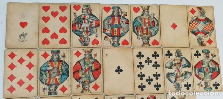 Barajas de cartas: BARAJA AUSTRIACA DE 20 CARTAS. FRIEDERICH PIATNIK AND SÖHNE. CIRCA 1920. - Foto 3 - 141879198