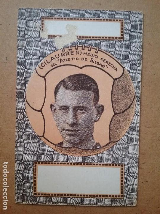 Barajas de cartas: BARAJA INFANTIL NAIPES REVERSO FUTBOLISTAS SAMITIER ZAMORA QUINCOCES FÚTBOL ÉPOCA REPÚBLICA - Foto 17 - 141926606