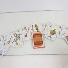Barajas de cartas: VENCEDOR BARAJA DE CARTAS NAIPES ESPAÑOLES COMPLETA FOURNIER VITORIA. Lote 142044657