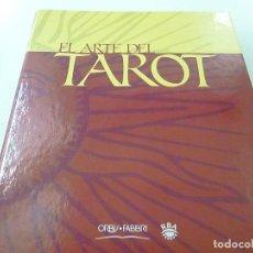 Barajas de cartas: EL ARTE DEL TAROT -COLECCION DE 33 FASCICULOS EN CLASIFICADOR DE ORBIS-FABBRI -RBA -CCC 1. Lote 228332395