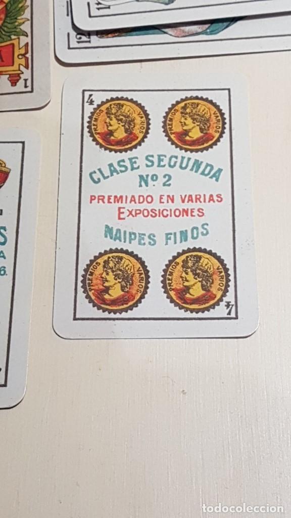 Barajas de cartas: BARAJA VICTORIA. ARGENTINA Siglo XX 1915. FACSIMIL DEL ORIGINAL DEL MUSEO FOURNIER ÁLAVA. - Foto 3 - 142241730