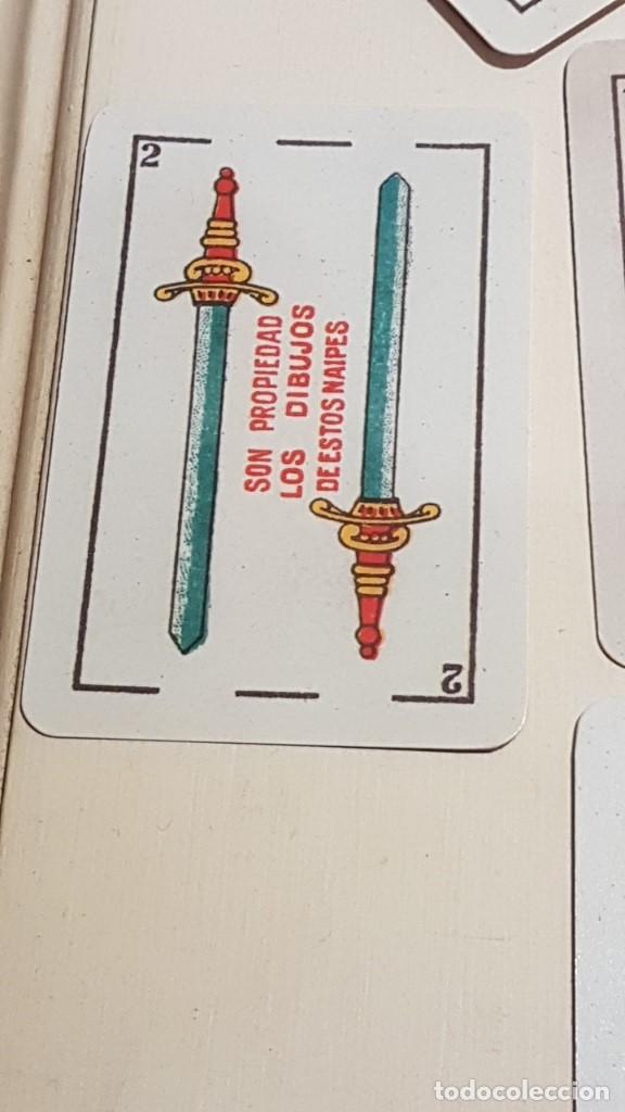 Barajas de cartas: BARAJA VICTORIA. ARGENTINA Siglo XX 1915. FACSIMIL DEL ORIGINAL DEL MUSEO FOURNIER ÁLAVA. - Foto 5 - 142241730