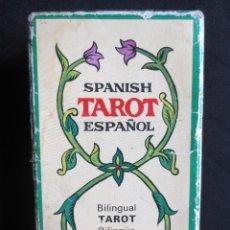 Barajas de cartas: CARTAS TAROT ESPAÑOL FOURNIER. Lote 142705942