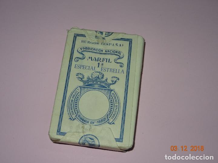 ANTIGUA BARAJA ESPAÑOLA MARFIL 1ª ESPECIAL ESTRELLA DE HIJA DE B. FOURNIER S.L. SIN ABRIR - AÑO 1930 (Juguetes y Juegos - Cartas y Naipes - Baraja Española)