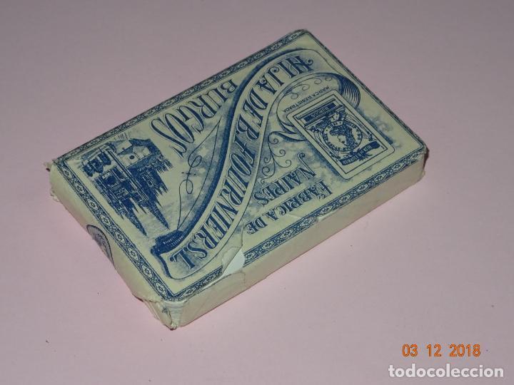 Barajas de cartas: Antigua Baraja Española MARFIL 1ª ESPECIAL ESTRELLA de Hija de B. FOURNIER S.L. sin Abrir - Año 1930 - Foto 4 - 142730822