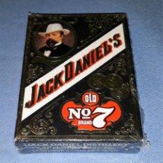 Barajas de cartas: ANTIGUA BARAJA DE CARTAS DE JACK DANIEL'S A ESTRENAR PRECINTADAS VER DESCRIPCION. Lote 143389850