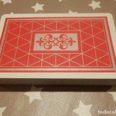 Barajas de cartas: BARAJA ESPAÑOLA DE CARTAS - JUEGO 50 NAIPES - NAIPES COMAS. Lote 143563378