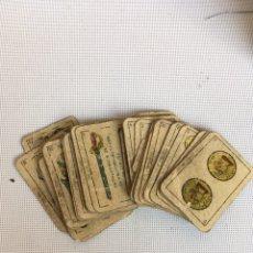 Barajas de cartas: MINI BARAJA DE CARTAS ESPAÑOLA. Lote 143840730