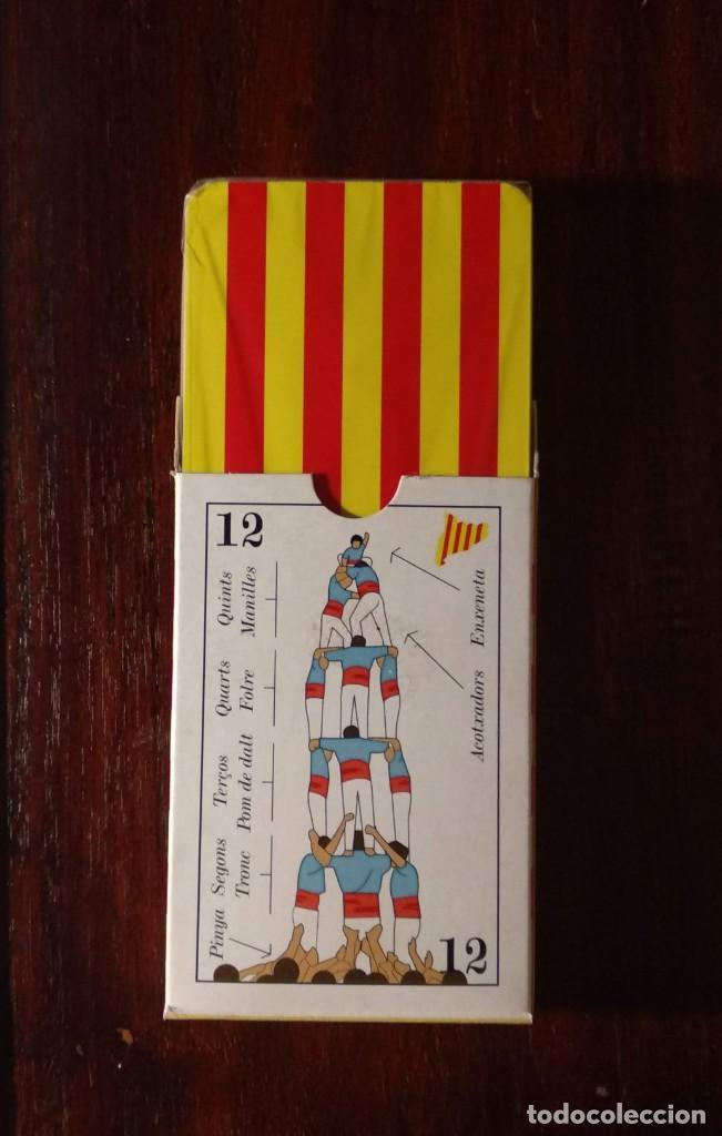 Barajas de cartas: BARAJA CATALANA - PRECINTADA - MADE IN CATALONIA - Foto 1 - 143915186