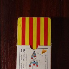 Barajas de cartas: BARAJA CATALANA - PRECINTADA - MADE IN CATALONIA. Lote 143915186