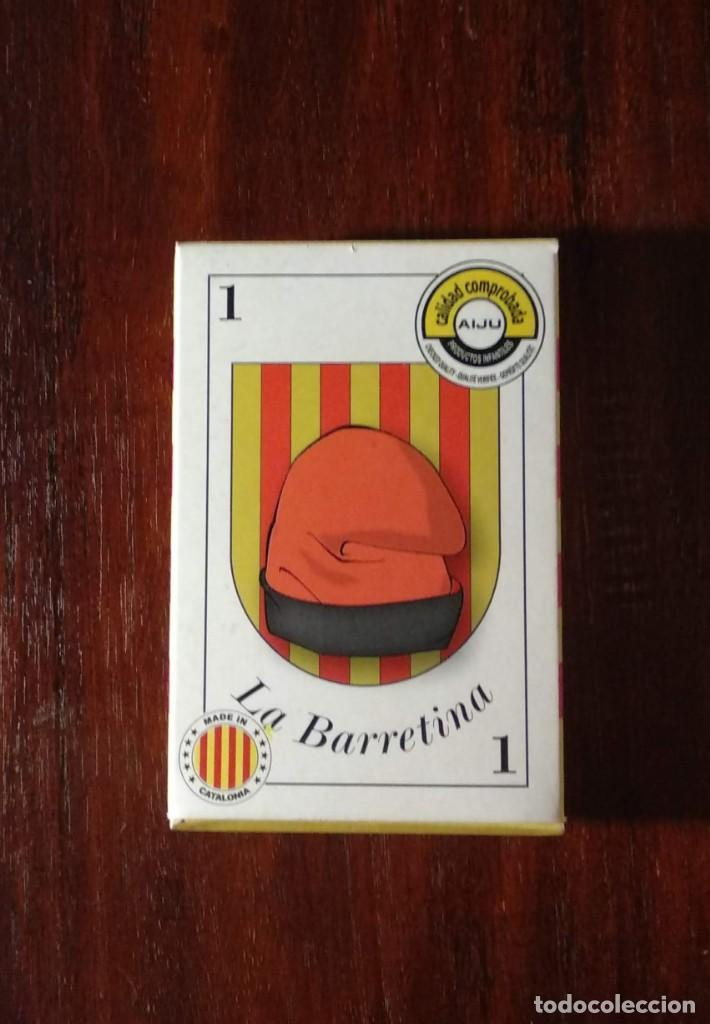 Barajas de cartas: BARAJA CATALANA - PRECINTADA - MADE IN CATALONIA - Foto 2 - 143915186