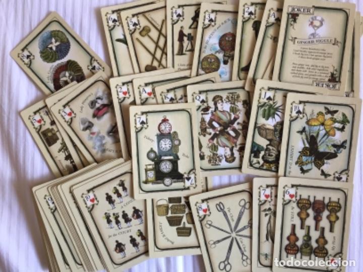 Barajas de cartas: Baraja nueva Hendrick's gin muy bonita cada carta es diferente - Foto 2 - 146808421