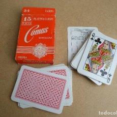 Barajas de cartas: COMAS - BRIDGE. Lote 144097334
