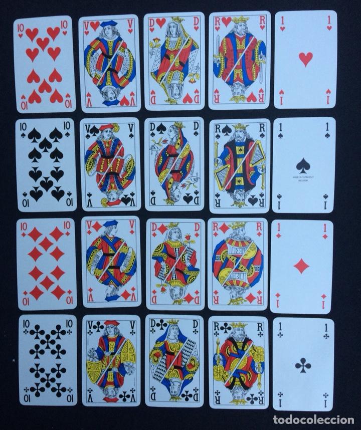 Barajas de cartas: Baraja francesa CARTAMUNDI publicidad EAGLE - Foto 3 - 144294426