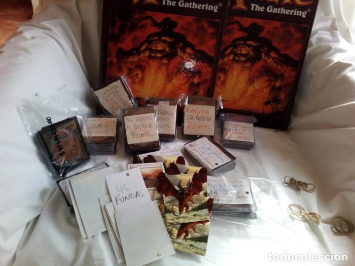 OPORTUNIDA ESPECIAL COLECCIONISTAS MAGIG''THE GATHERING 9ªEDCI--2005-TODO EN TEXTOS Y FOTOS (Juguetes y Juegos - Cartas y Naipes - Otras Barajas)