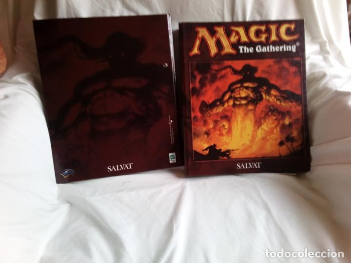 Barajas de cartas: Oportunida especial coleccionistas MAGIG''the Gathering 9ªEdci--2005-todo en textos y fotos - Foto 2 - 144394710