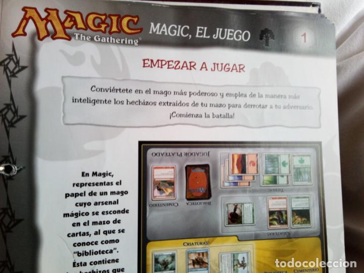 Barajas de cartas: Oportunida especial coleccionistas MAGIG''the Gathering 9ªEdci--2005-todo en textos y fotos - Foto 4 - 144394710